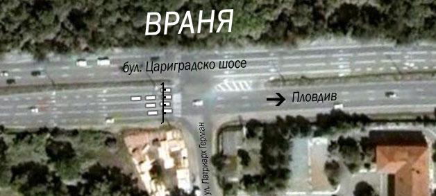 Кръстовище