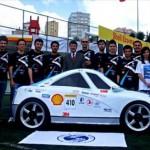 SAHIMO Hydrogen Car Inhabitat