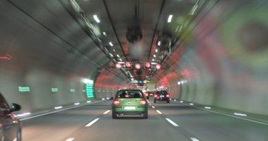 Правила за движение в тунел