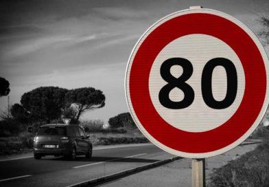 Франция: по-ниска максималната скорост по второстепенните пътища в страната